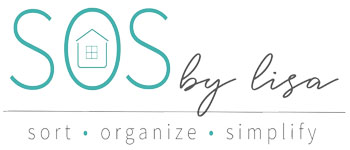 SOS by Lisa | Professional Organizer, Home Organizer